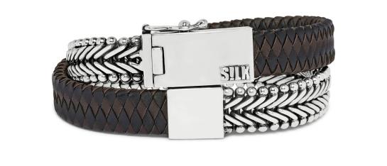 Silk armband 214