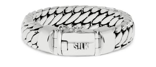 Silk zilveren armband