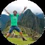 Bas voor Wereldwonder Machu Picchu