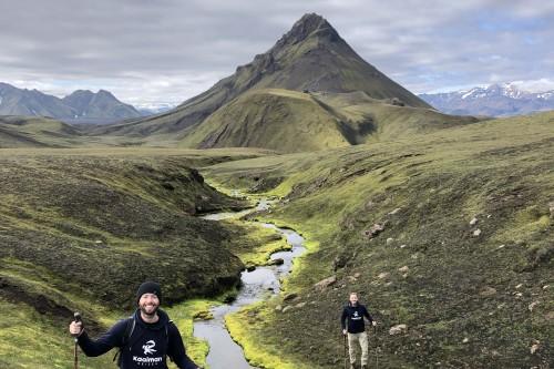 Laugavegur Trekking IJsland Groepsreis