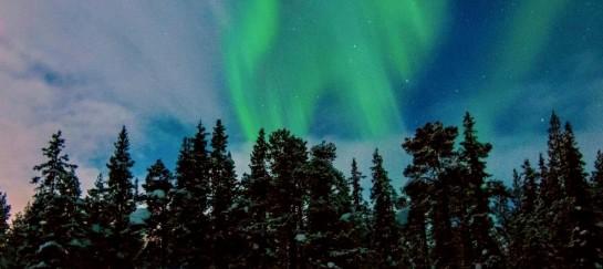Slapen in een iglo in Lapland