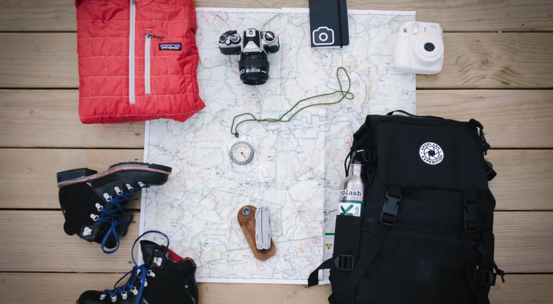 Hoe backpack inpakken?