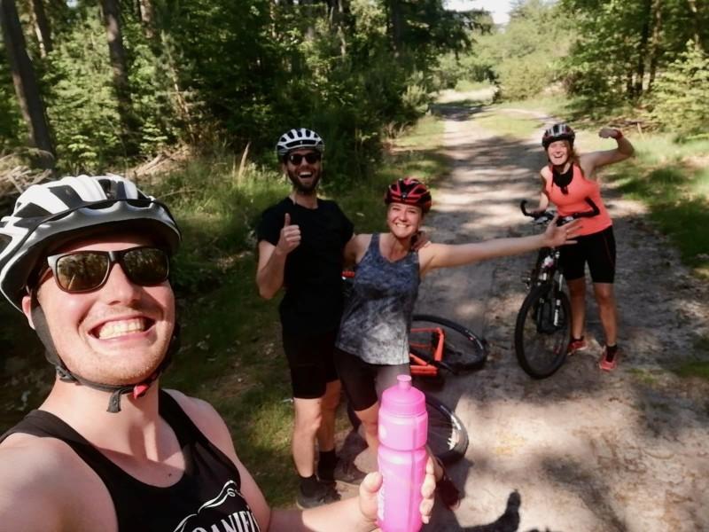 Mountainbiken op Terschelling met Kaaiman Reizen