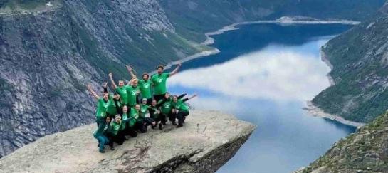 Noorwegen Trolltunga Kaaiman Reizen