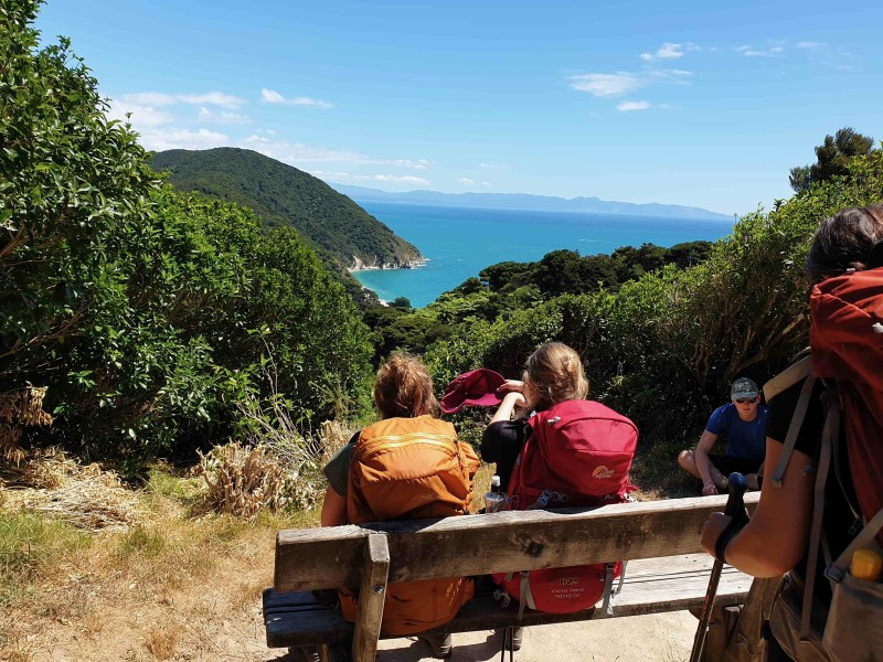 Abel Tasman Trekking met Kaaiman Reizen