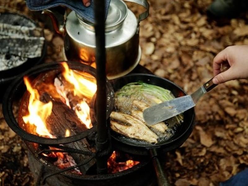 Outdoor Cooking in Zweden