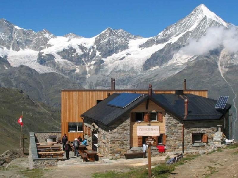 Huttentocht Groepsreis Zwitserland