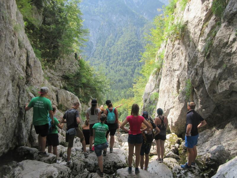 Kaaiman groepsgevoel in Slovenie