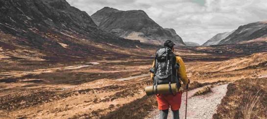 Schotland Hiken Kaaiman Reizen