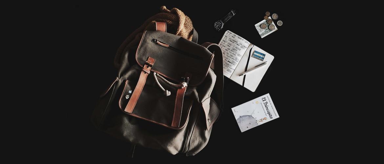 Reizen met een daypack: de praktische voordelen
