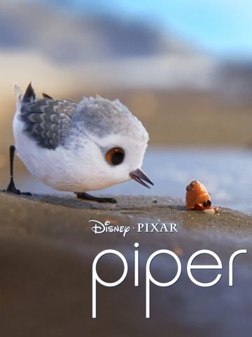 Piper-karakter boekje