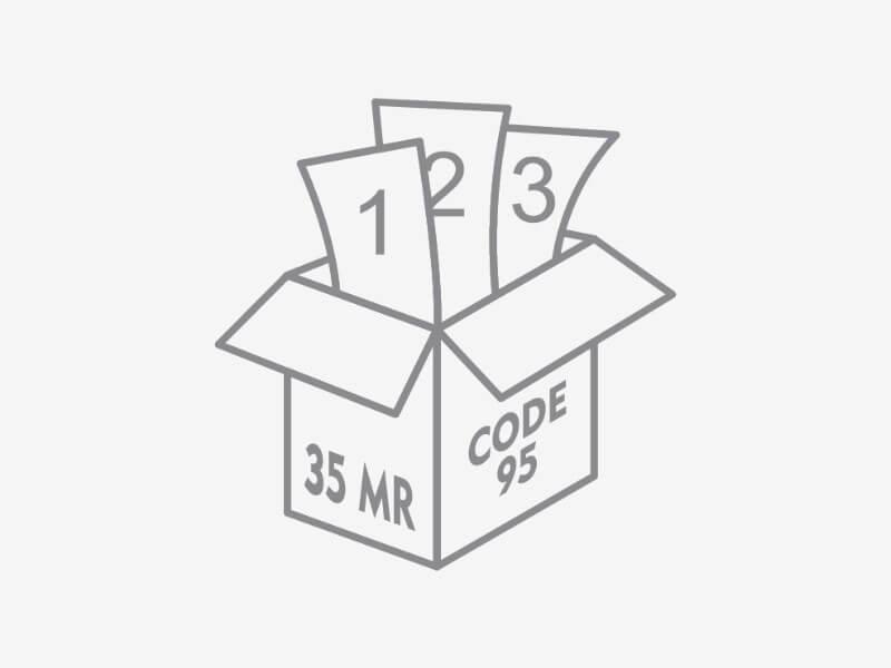 code-95-pakket