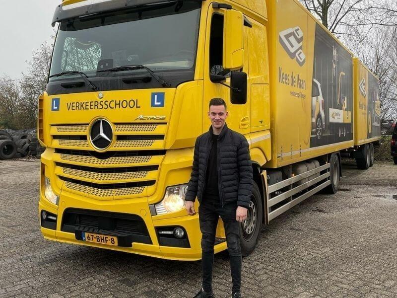 rijbewijs-vrachtwagen