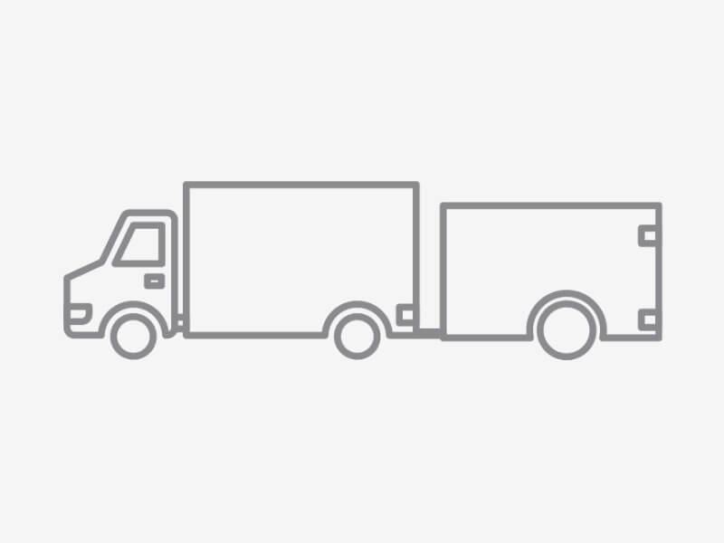 vrachtwagen met aanhanger rijbewijs