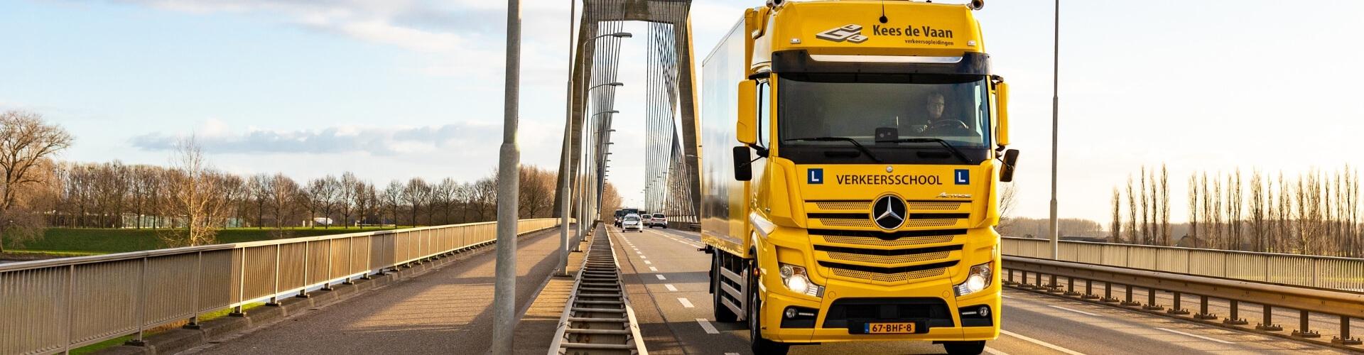 vrachtwagen-theorie