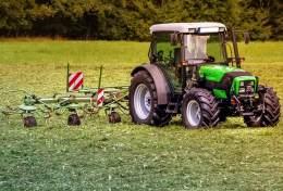 kentekenplaathouder tractor