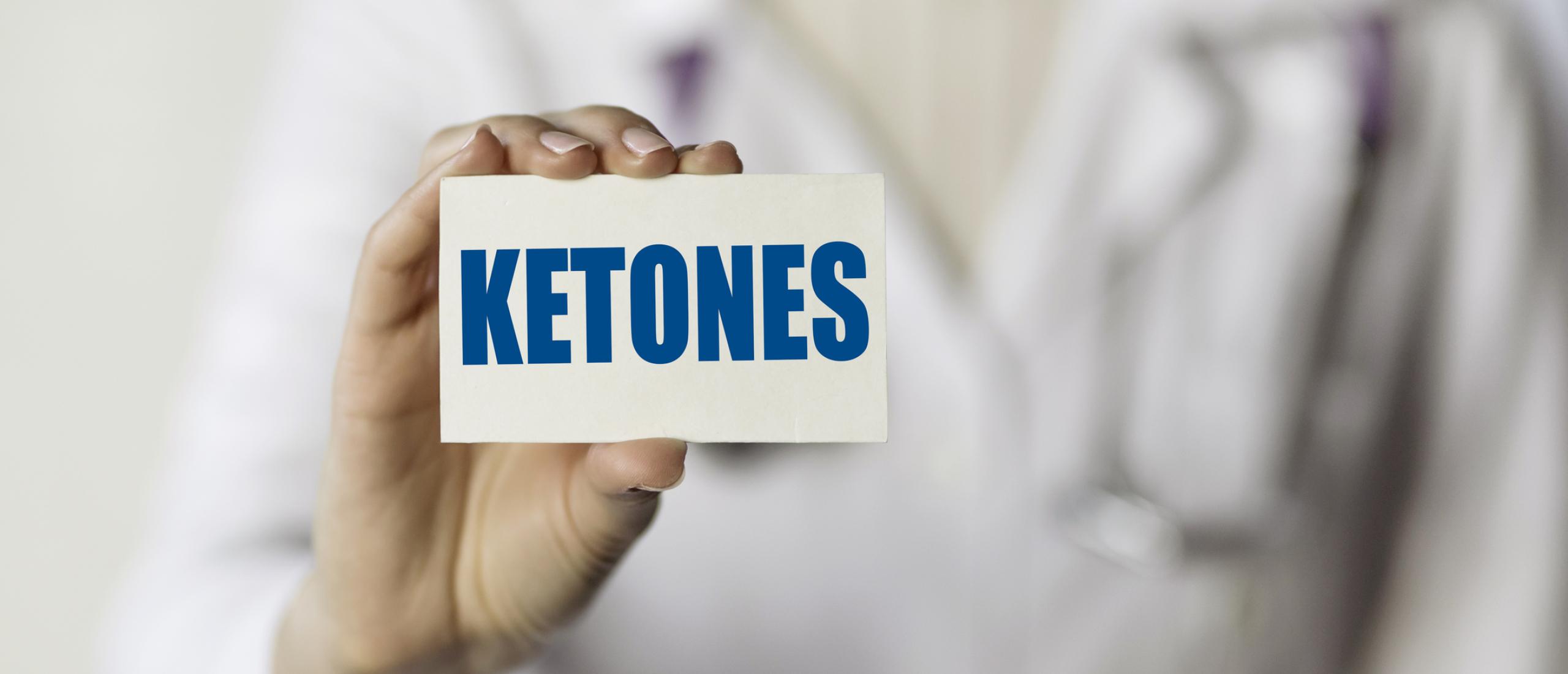 Een rol voor exogene ketonen