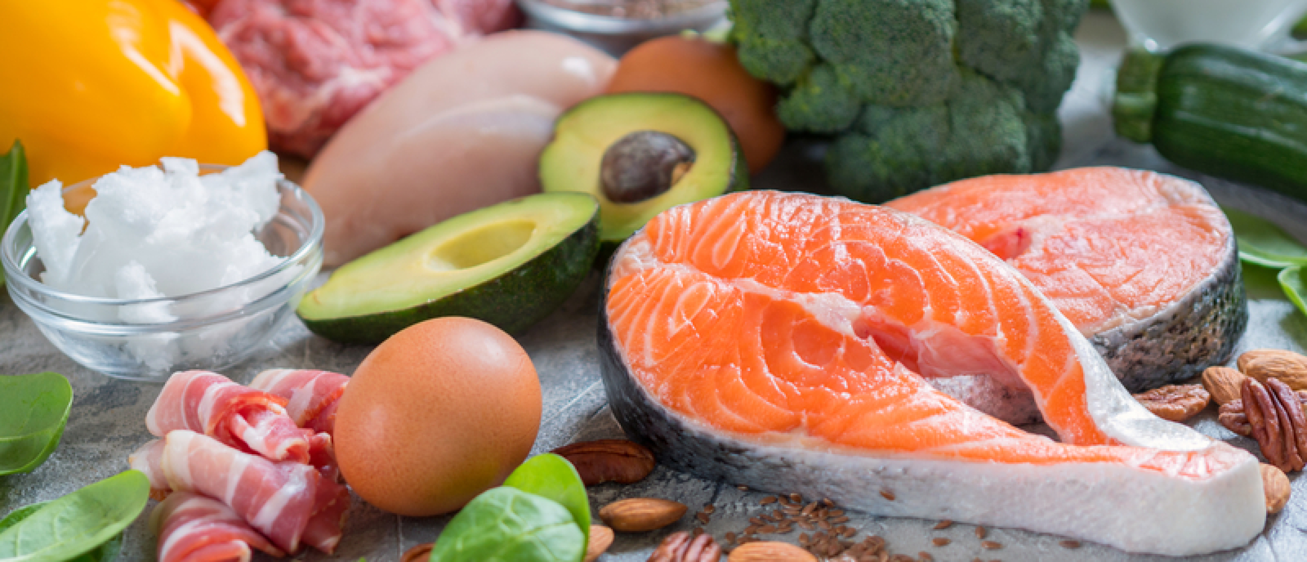 Maak kennis met het ketogeen dieet