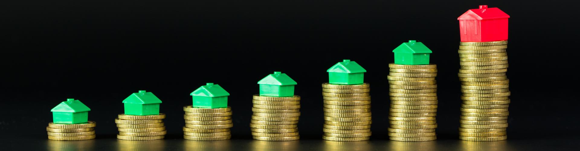 Investeren in vastgoed verschillende huisje naar hotel