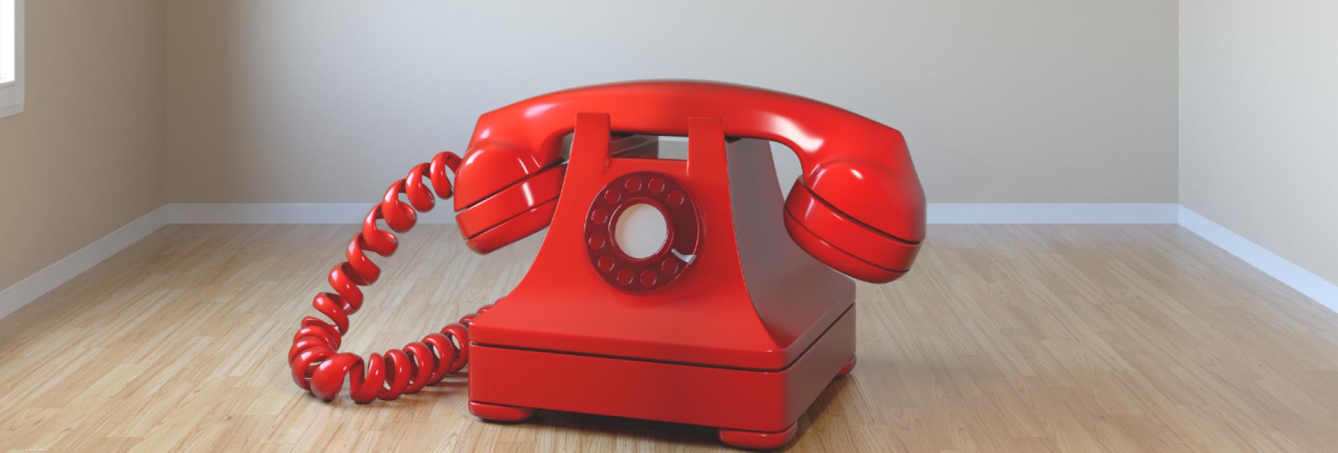 Investeren in vastgoed - contact telefoon
