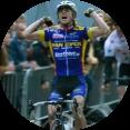 Overwinning Kevin Van Lierde wielrennen