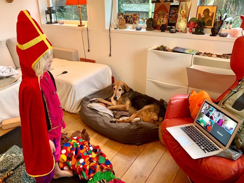 bewust spelen kind Sinterklaas online