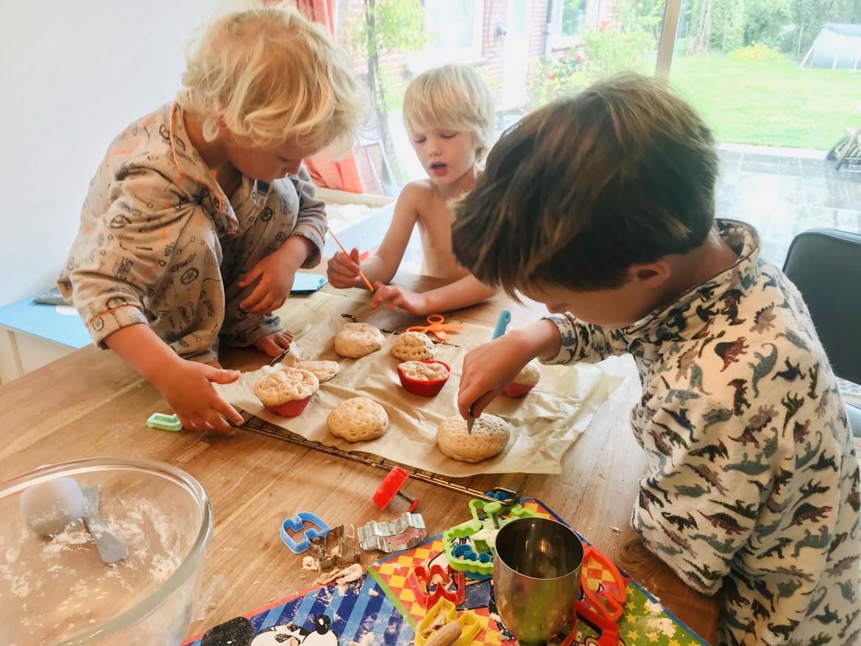 speltbrood recept voor speltbrood of speltbolletjes met kinderen