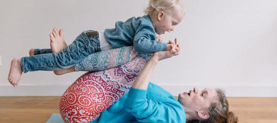 Ouder & kindyoga en mindfulness workshop | Driebergen | peuter