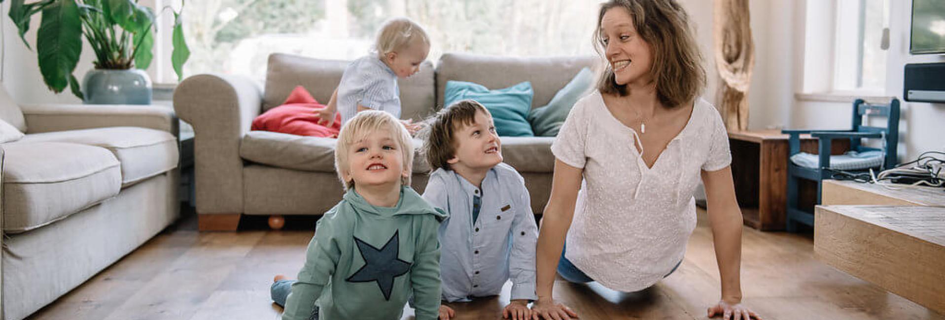 Persoonlijk ontwikkelen Anna van Remundt door samen te spelen en lol te maken