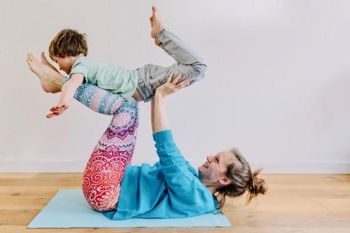 Spelenderwijs persoonlijk ontwikkelen en ouder kind band versterken workshop