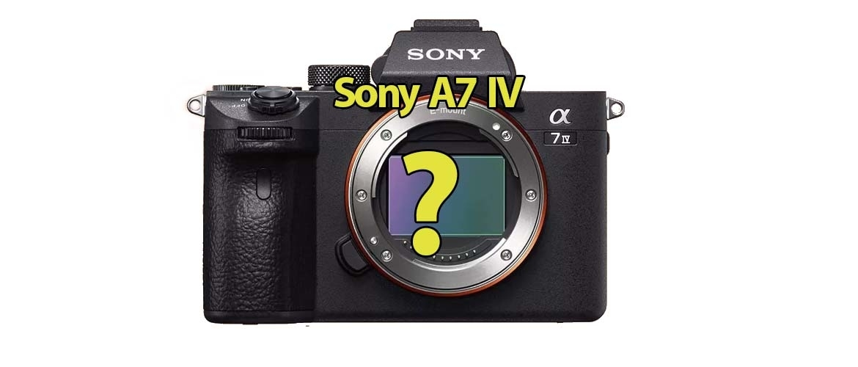 Sony A7 IV specificaties (verwacht)