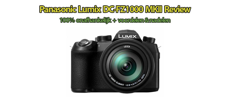Panasonic Lumix DC-FZ1000 MKII