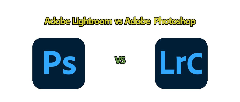 Adobe Lightroom of Photoshop: wat zijn de verschillen?
