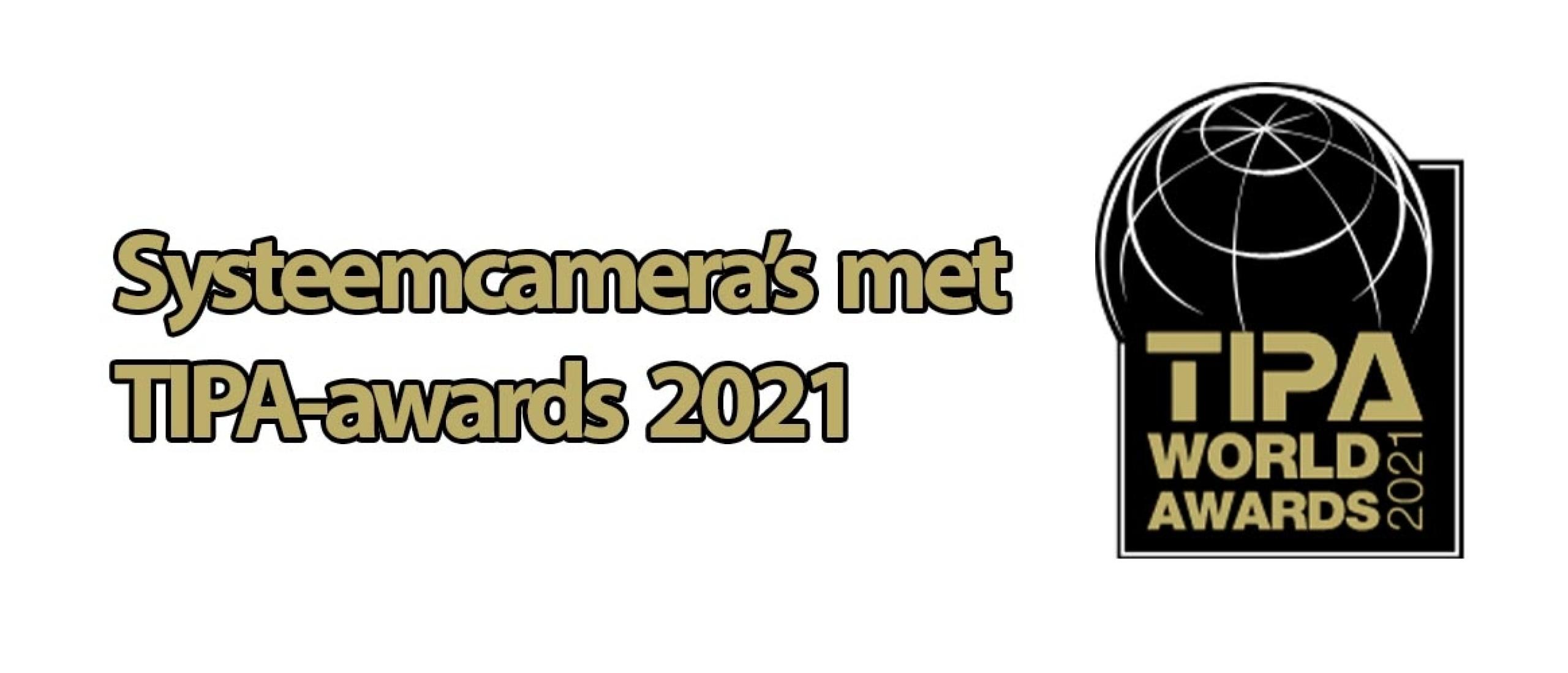 Beste systeemcamera's met een TIPA-award 2021