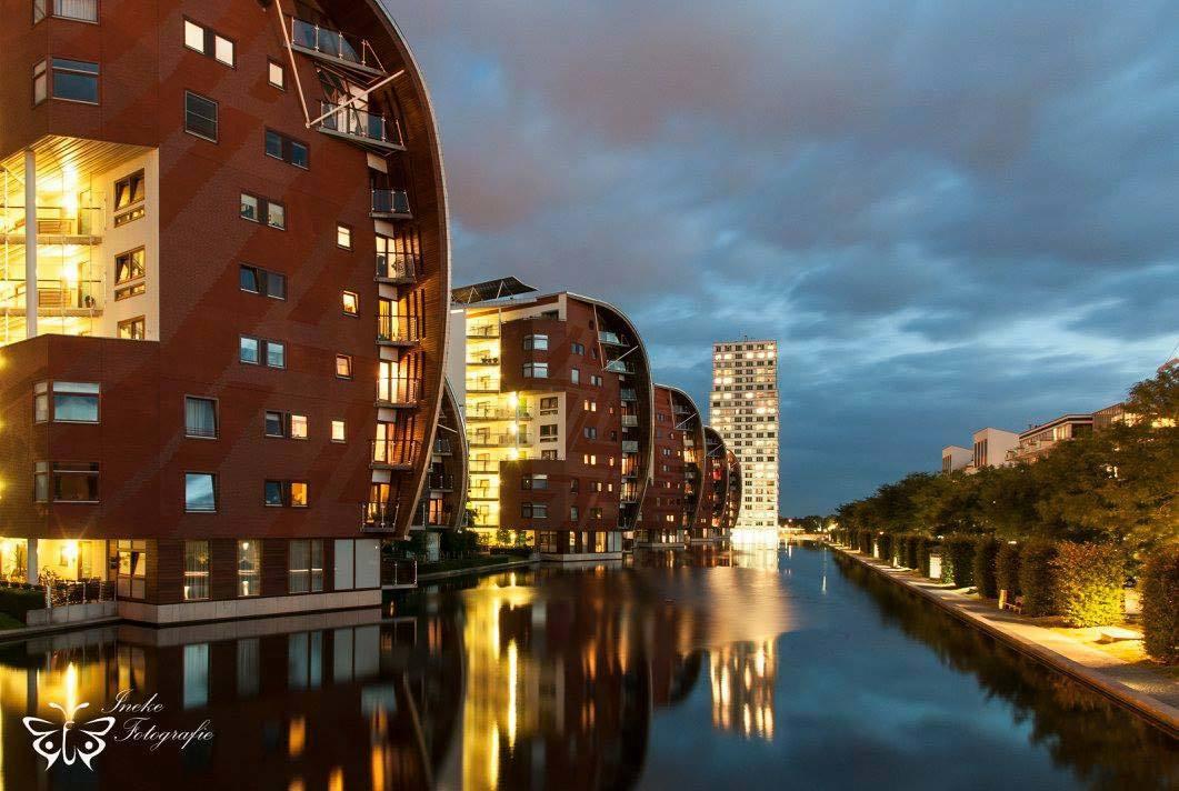 avondfotografie 's-Hertogenbosch gebouwen sfeer