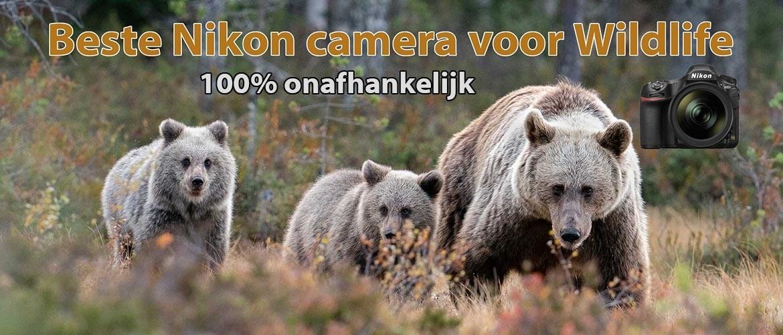 Beste Nikon camera voor wildlife fotografie