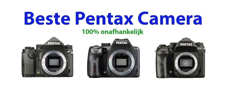 Beste Pentax camera