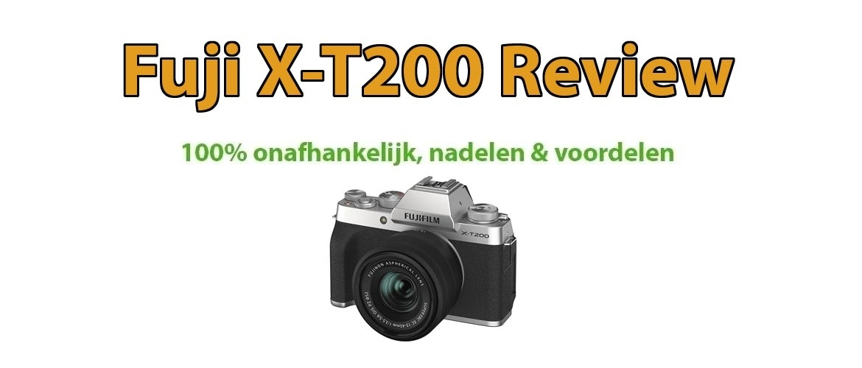 Fujifilm X-T200 Review