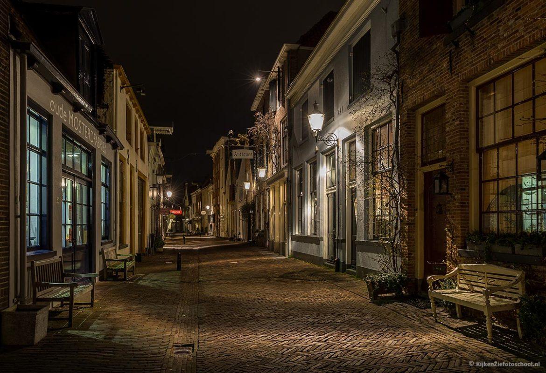 Deventer avondfotografie stad