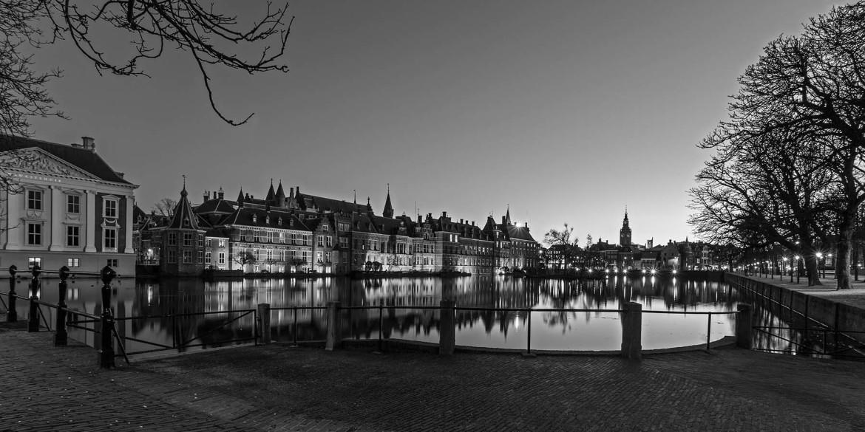 Den Haag avondfotografie stad