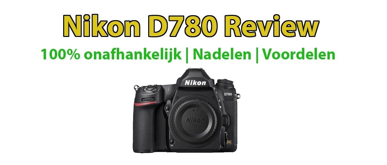 Nikon D780 spiegelreflexcamera Review