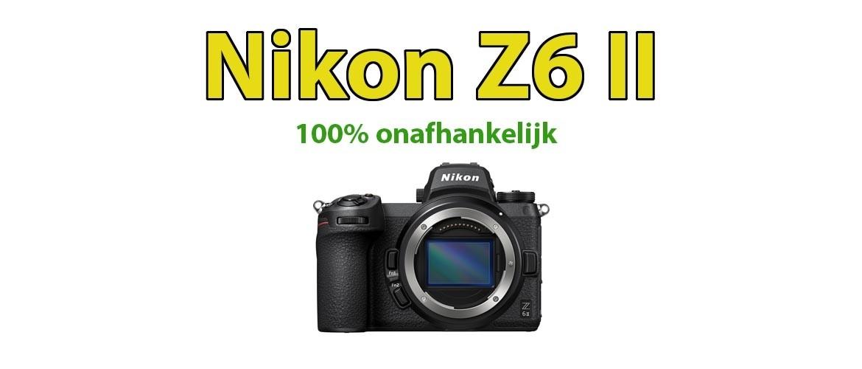 Nikon Z6 II review