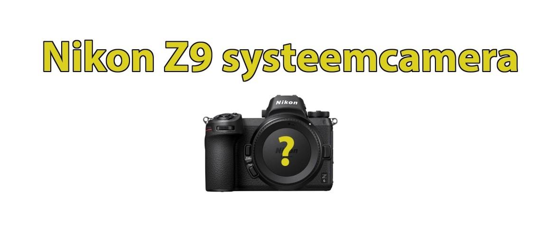 Nikon Z9 systeemcamera