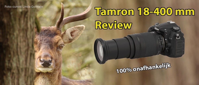 Tamron 18-400 mm f/3.5-6.3 Di II VC HLD Lens Review: Alleskunner?