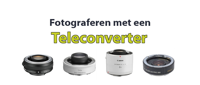 Fotograferen met een teleconverter: voordelen & nadelen