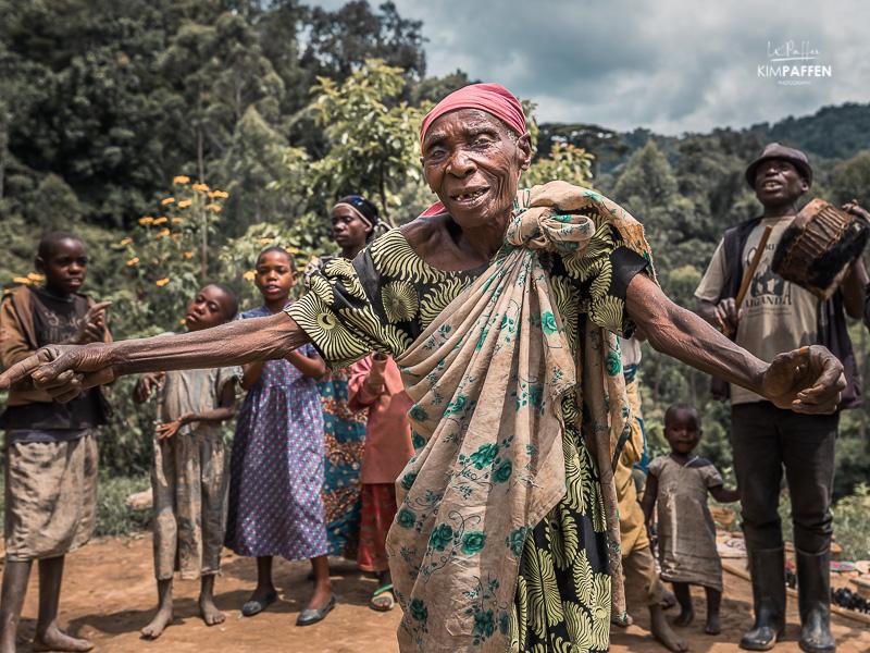 Batwa Tribe Bwindi Uganda