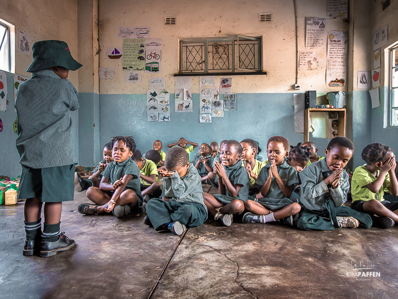 Children of Africa: Zimbabwe