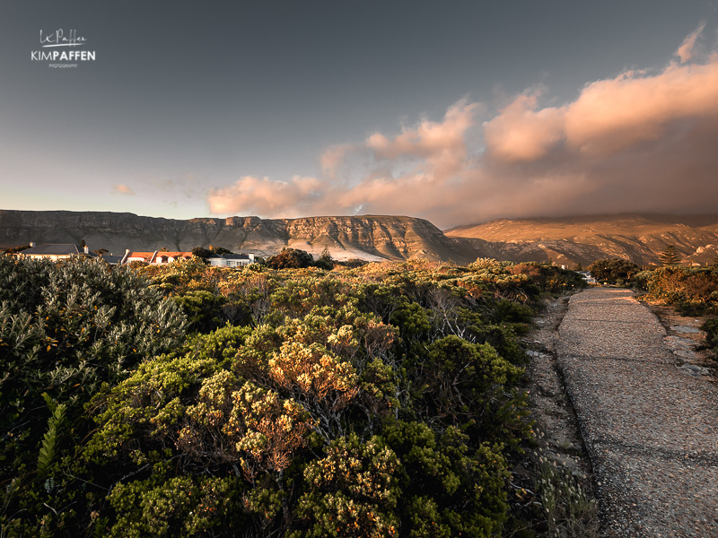 Cliff Path Walk Hermanus South Africa