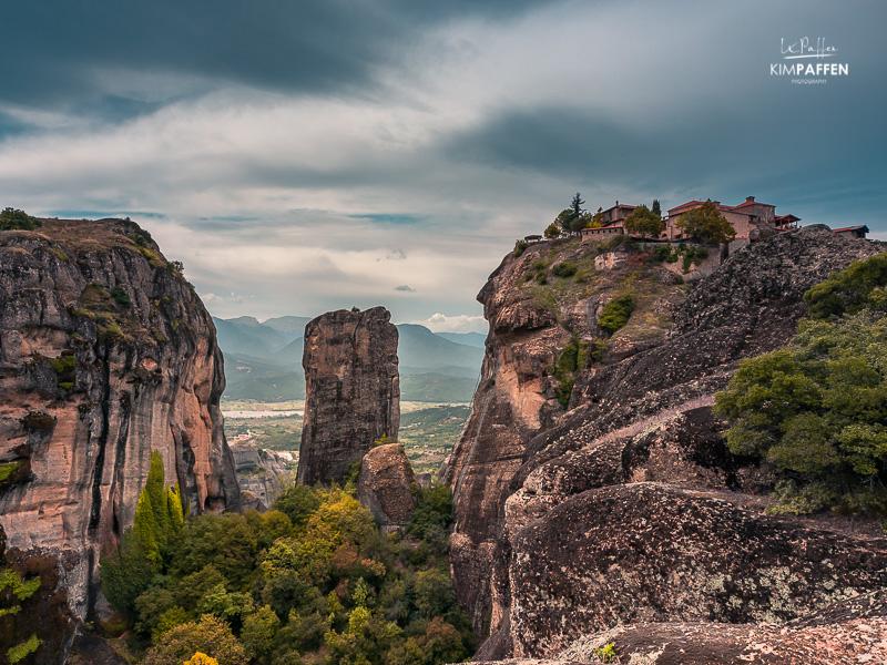 Photography of Meteora Monasteries Greece