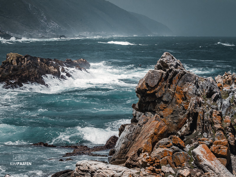 Storms River Mouth Tsitsikamma South Africa